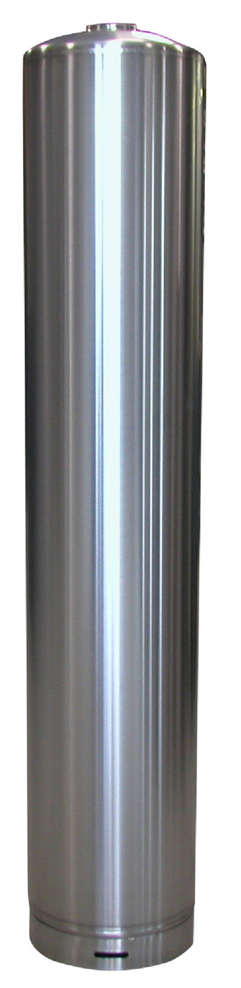 "12"" Stainless Steel Mineral Tanks"