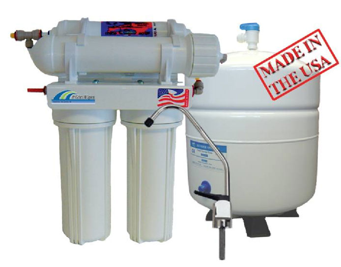 3-Stage Reverse Osmosis Systems