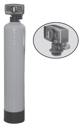 Fleck 5600 12-Day Filter Units - Iron - Filox