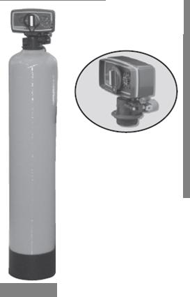 Fleck 2510 12-Day Filter Units - Acid Neutralizer - Calcite/Corosex