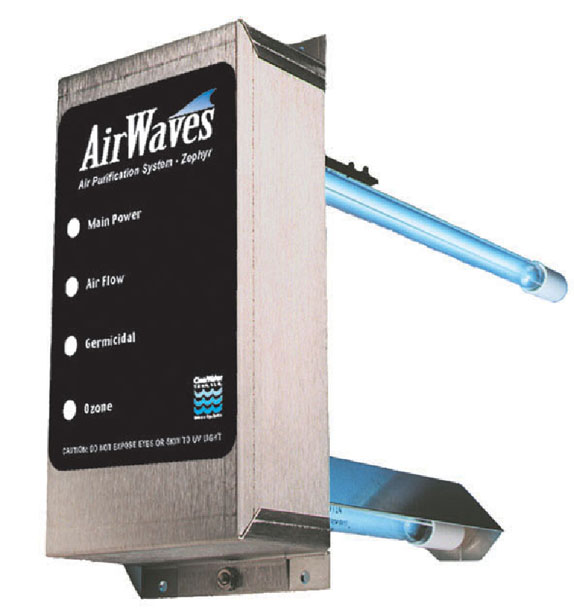 Airwaves Ozone Unit & Lamps
