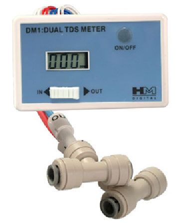 HM Digital Inline TDS Meters