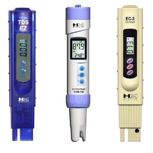 HM Digital TDS Meters
