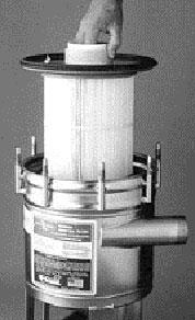 Hurricane HUR170HP Filters
