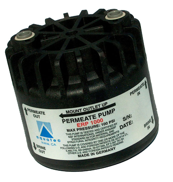 Permeate Pumps & Accessories