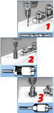Porcelain Cutter Components