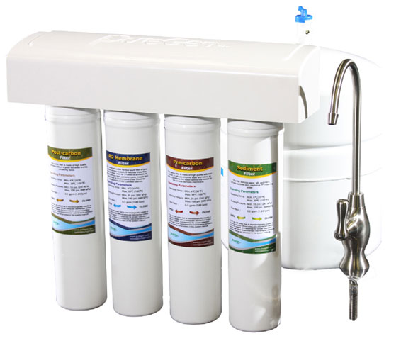 5-Stage Reverse Osmosis Systems