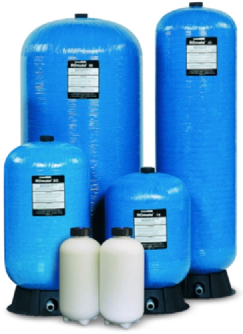 ROmate RO Storage Tanks