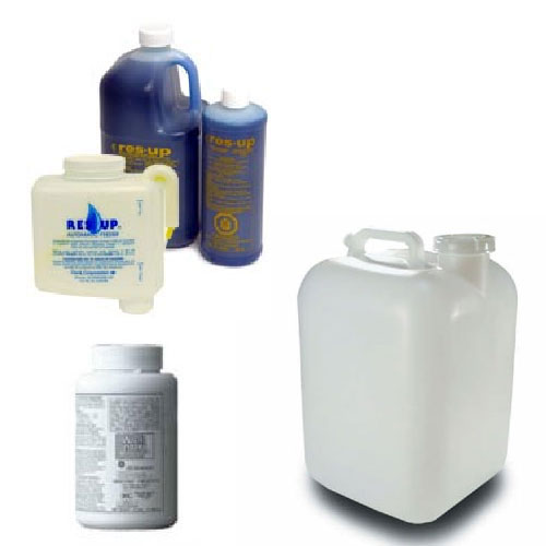 ResUp & Chlorine & AntiScalant