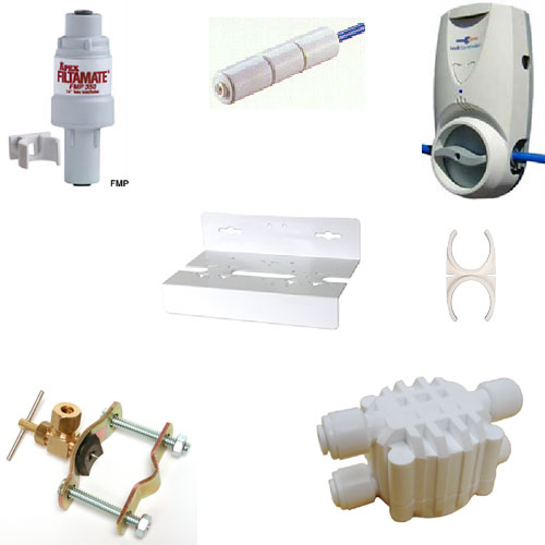 Reverse Osmosis Accessories & Installation Parts