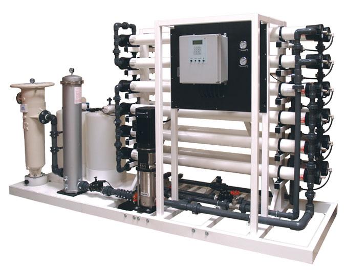 Flexeon® 30,000 & 40,000 GPD RO System