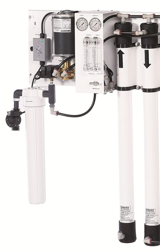 Flexeon® 1,500 GPD Wall Mount RO System