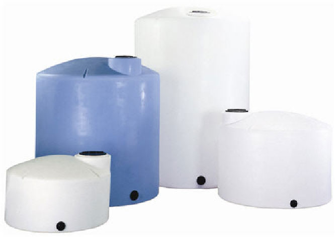 Vertical RO Storage Tanks (Poly)
