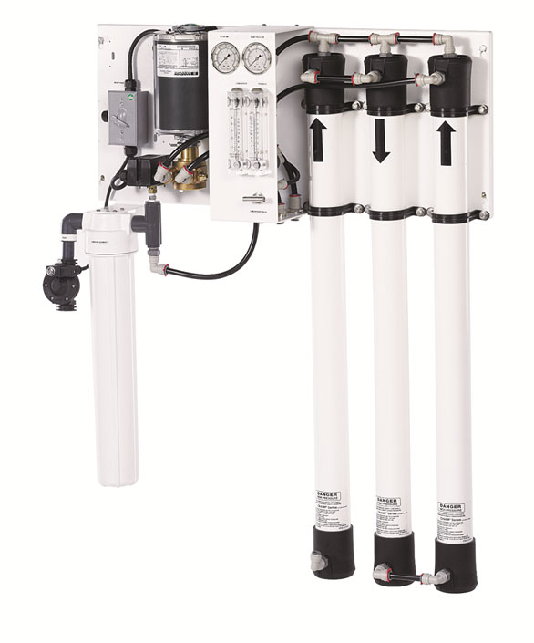 Wall Mount Reverse Osmosis Systems